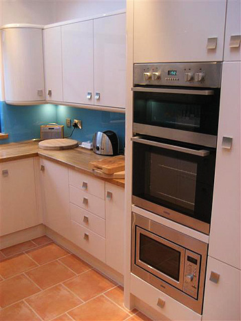 top oven storage kitchen worktop